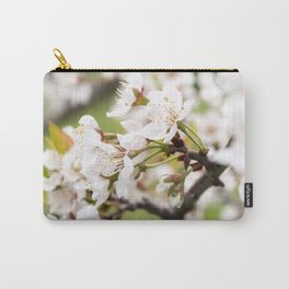 Plum Blossoms in the Early Spring Carry-All Pouch
