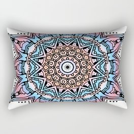 BangWa Nine Rectangular Pillow
