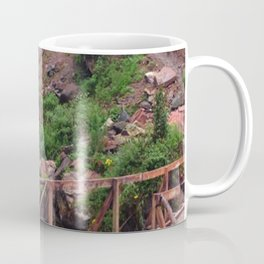 Alpine Bridge Adventure Coffee Mug