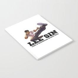 LEE SIN - League of Legends [marker sketch] Notebook