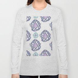 doodle ikat Long Sleeve T-shirt