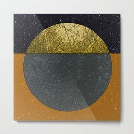 Abstract #111 Metal Print