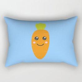 Cute baby carrott Rectangular Pillow