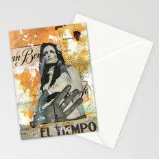 El Tiempo Stationery Cards