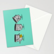 Kick the Bucket Stationery Cards