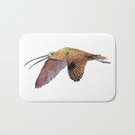 Long-billed Curlew Bath Mat