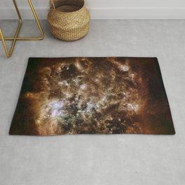 Large Magellanic Cloud, infared Rug