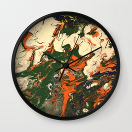 Menace Wall Clock