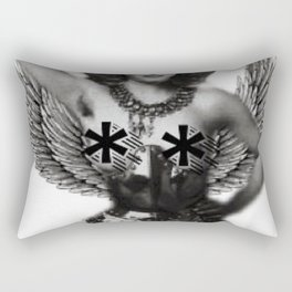 Warrior Bette Rectangular Pillow