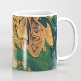 Melted Orchids Coffee Mug