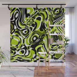 ill-defined 2b Wall Mural