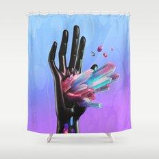 Mystic Shower Curtain