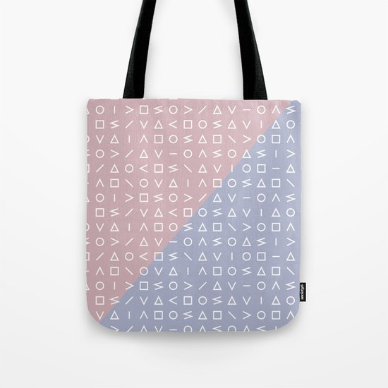 Shapes #1 Tote Bag
