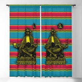 The Dude Abides Blackout Curtain