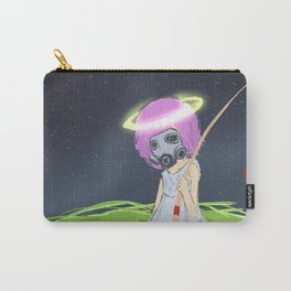 Animals are Talking to Me Carry-All Pouch