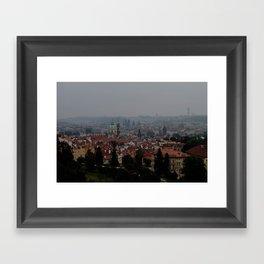 Surrealist Mist Framed Art Print