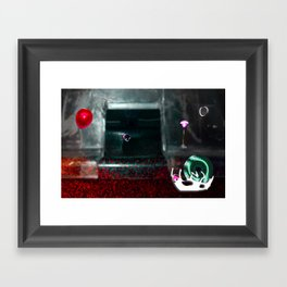 n254x71pek Framed Art Print