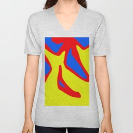 Excited Unisex V-Neck