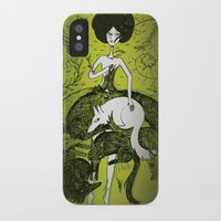 dress iPhone & iPod Cases featuring Dress by Oeilbleu