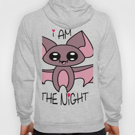 Yoru the kawaii bat who was afraid of the dark Hoody