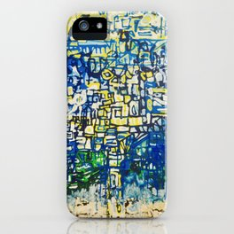 Middle Of The Ocean iPhone Case