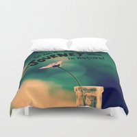 journey Duvet Covers featuring Journey by RDelean