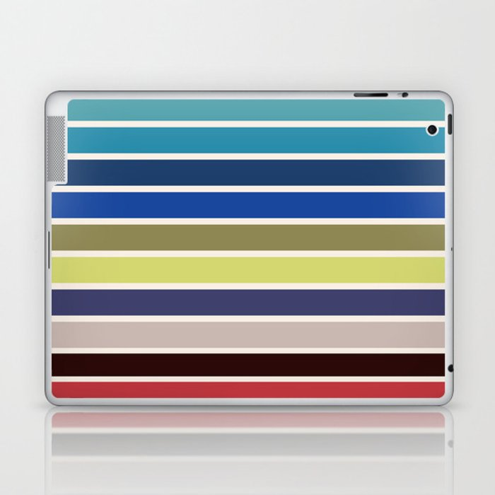 The colors of - kiki's delivery service  Laptop & iPad Skin