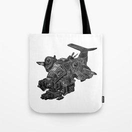 Thundering Storm Tote Bag