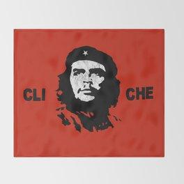 Cli Che Throw Blanket