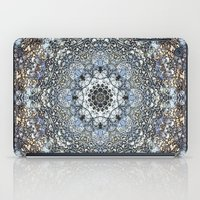 kaleidoscope iPad Cases featuring Kaleidoscope by Tina Sieben