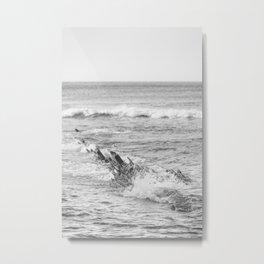 Sakoneta Beach (4) Metal Print
