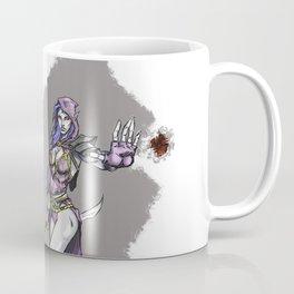Dark sorceress by AngeloPeluso Coffee Mug