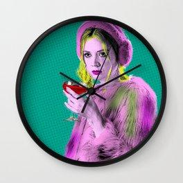 Scream Queens - Meet the Chanels 3 Wall Clock