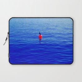 Bouy Blue Bird Laptop Sleeve