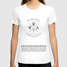 Where We Are Tour - DC T-shirt