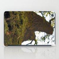 moss iPad Cases featuring Moss by Kallian