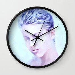 Winter soul Wall Clock
