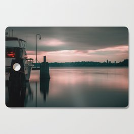 Moody Rose Sunset Cutting Board