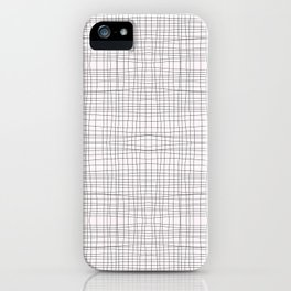 hip to be (not so) square iPhone Case