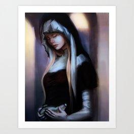 Sister Latea Art Print
