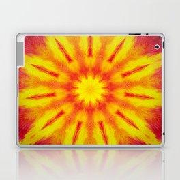 Mandala Fire Laptop & iPad Skin