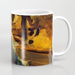 """Henri de Toulouse-Lautrec """"Dun, a Gordon Setter Belonging to Comte Alphonse de Toulouse Lautrec"""" Coffee Mug"""