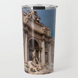 Trevi Fountain II Travel Mug