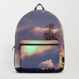 Rose Serenity Sky Backpack