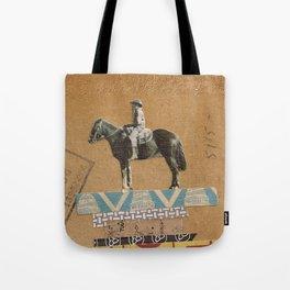Higher Ground- Sam Tote Bag