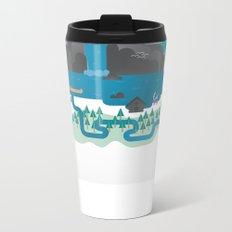 Emerald Lake Metal Travel Mug