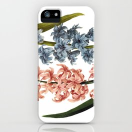 Hyacinths iPhone Case