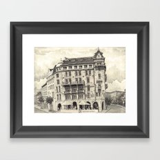 Gothenburg Framed Art Print