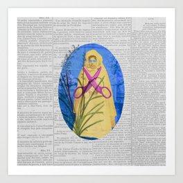 Castração (Castration) Art Print