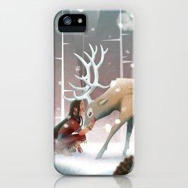 Soft winter iPhone Case